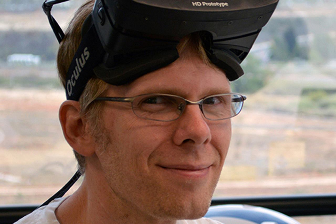 facebook, john carmack, virtual reality, vr, oculus rift, oculus connect 3