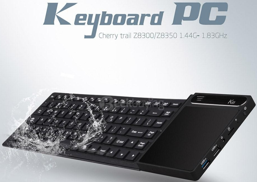 computer, flexible keyboard, tiny pc, vensmile k8
