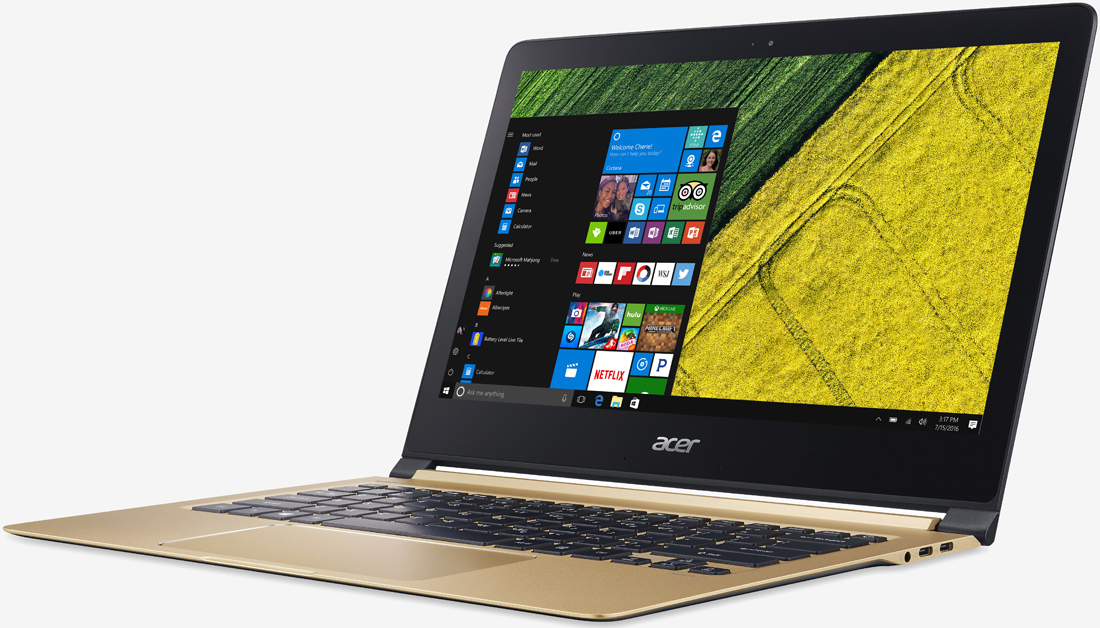 acer, laptop, swift 7, thin, acer swift 7