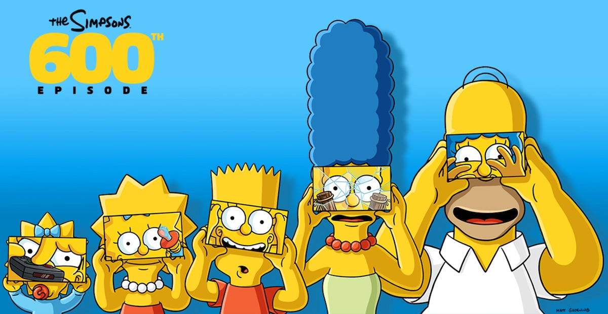 vr, oculus rift, htc vive, playstation vr, the simpsons