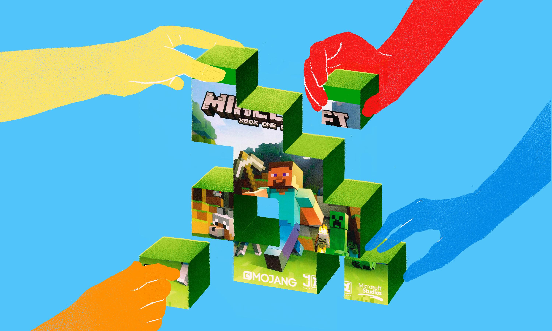 minecraft, kotaku, mojang, minecon, gaming business