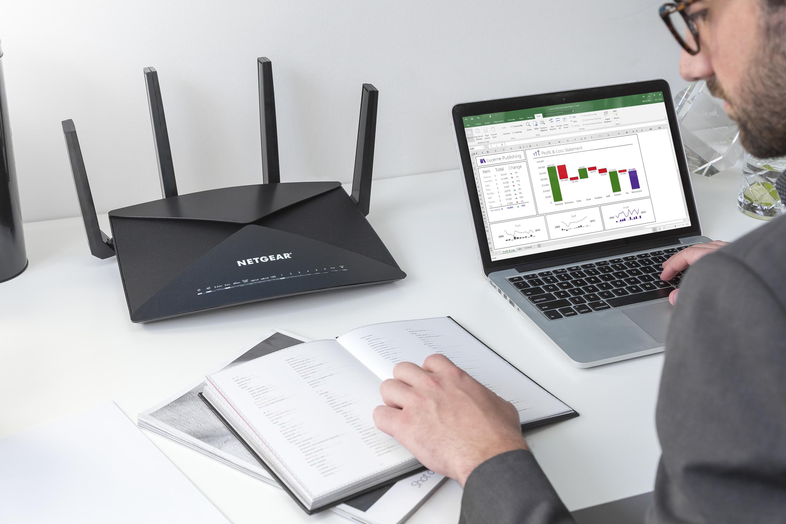 netgear, router, nighthawk, nighthawk x10 ad7200