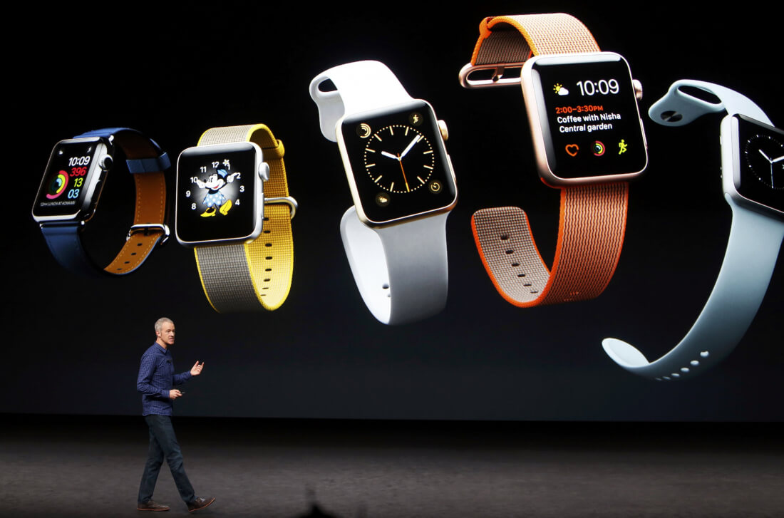idc, shipments, market research, android wear, apple watch