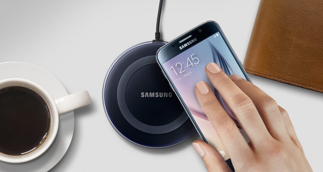 galaxy, samsung, charger, qi wireless charging