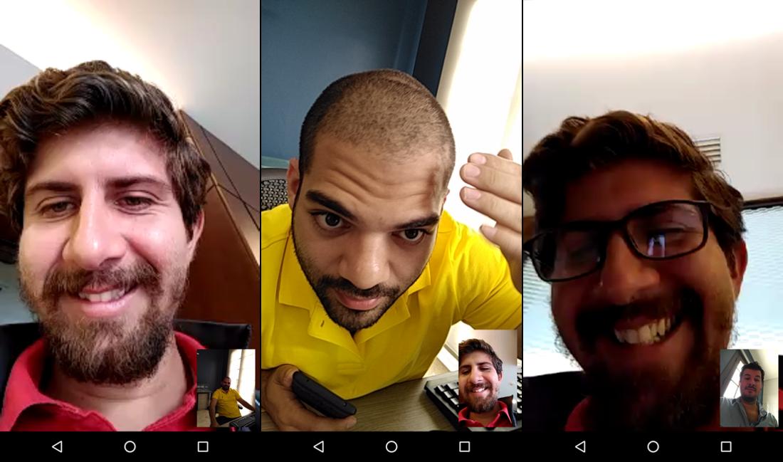 beta, whatsapp, video call