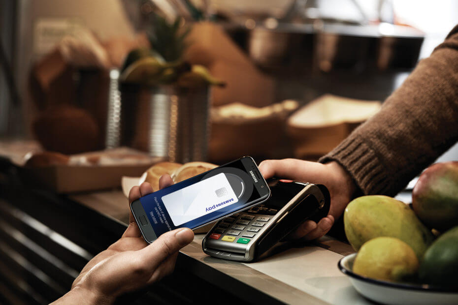 galaxy, samsung, mobile payments, samsung pay, galaxy s7