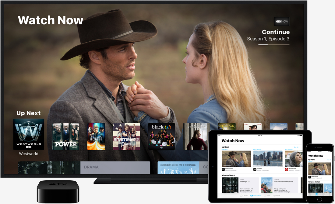 apple, apple tv, aggregator, internet tv, tv app, streaming video