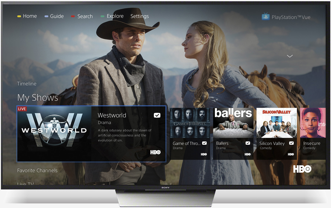 set-top box, internet tv, android tv, over-the-top, playstation vue, streaming video