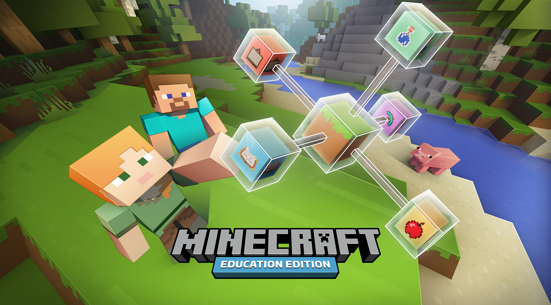 microsoft, minecraft, mojang, minecraftedu, minecraft education edition