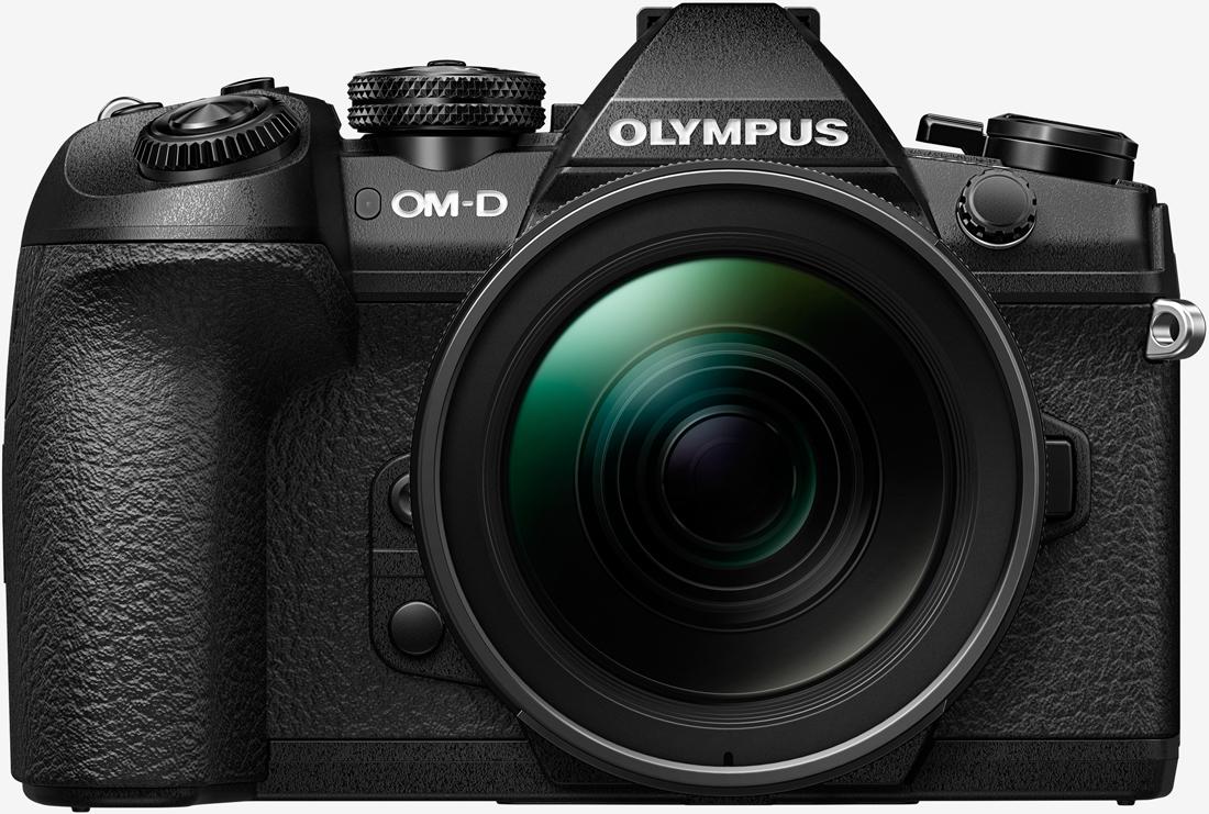 camera, digital camera, olympus, mirrorless camera, om-d e-m1 mark ii