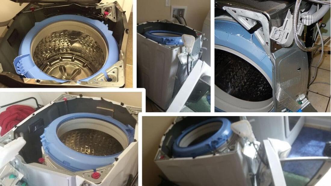 Samsung Recalls 2 8 Million Washing Machines Over Injury