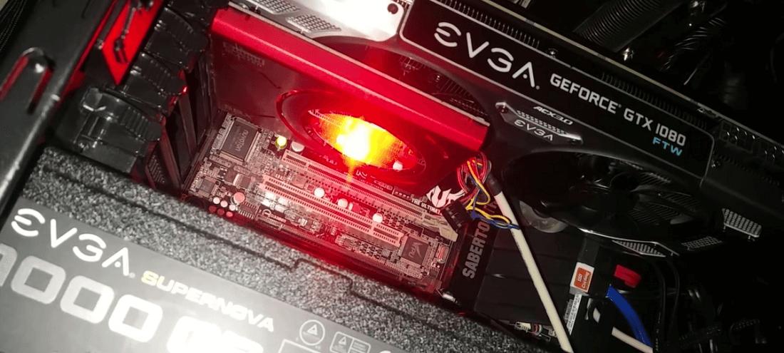 nvidia, evga, overheating, 1060