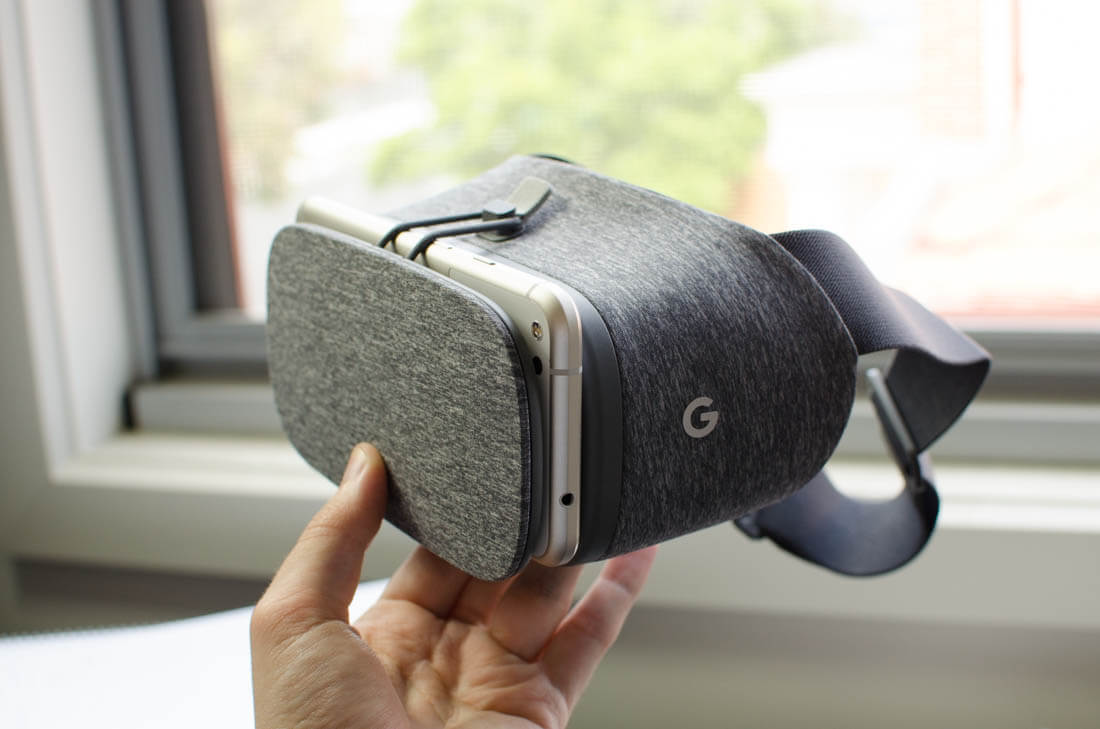 review, preview, virtual reality, vr, pixel, hands-on, daydream, google daydream, google vr headset, pixel xl, google pixel, daydream view, daydream vr