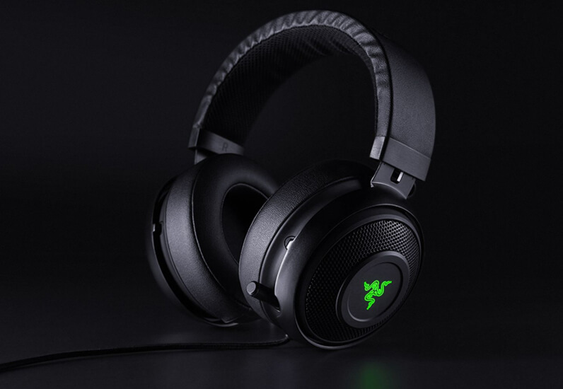 razer, headset, gaming headset