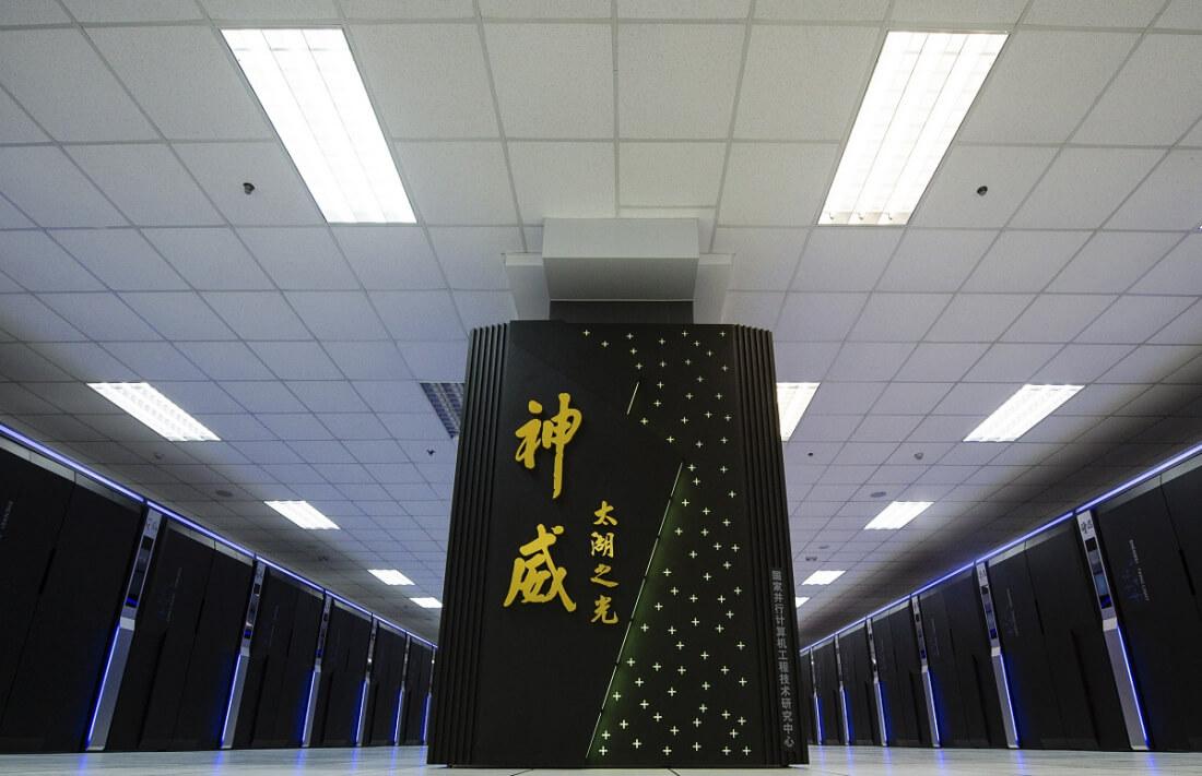 china, us, supercomputers