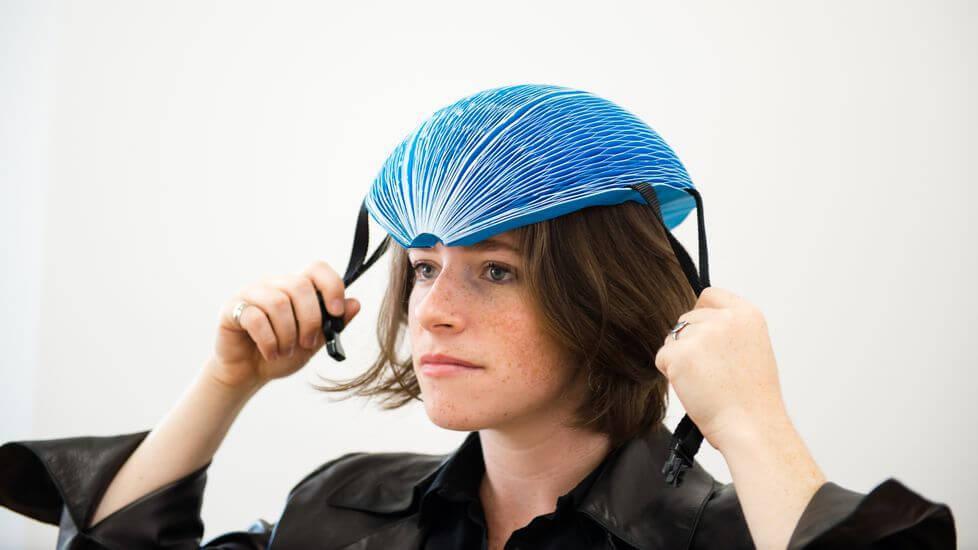award, invention, bike, james dyson, ecohelmet, helmet