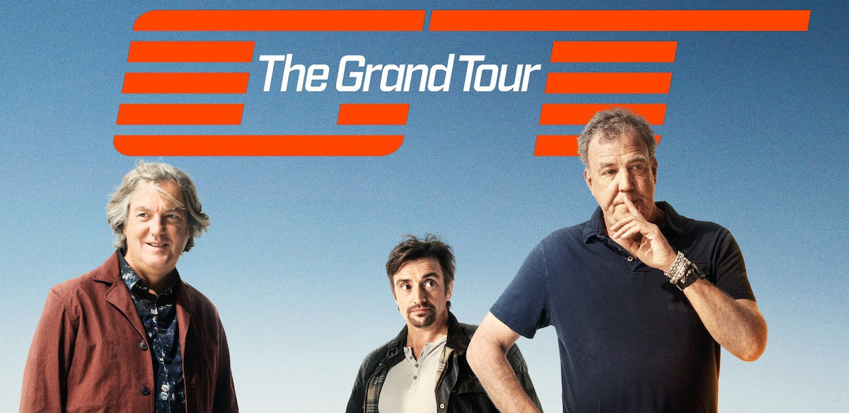 amazon, amazon prime, original content, exclusive, top gear, jeremy clarkson, richard hammond, james may, prime video, the grand tour