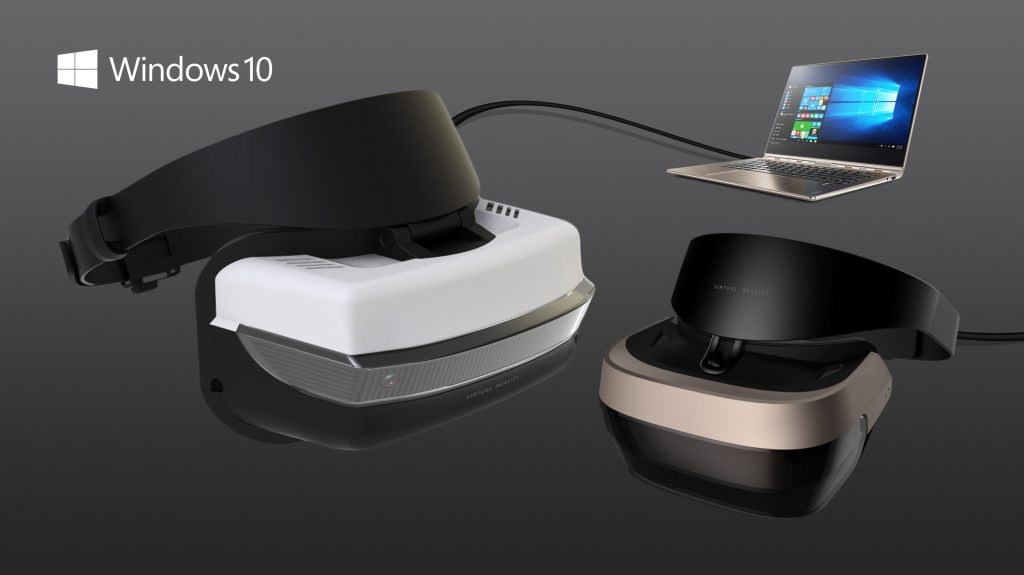 microsoft, virtual reality, vr, windows 10, hololens, windows holographic