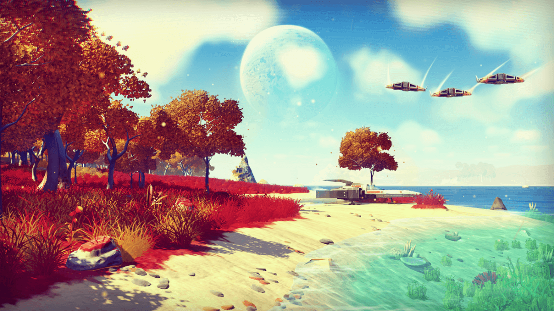 patch, update, hello games, no mans sky