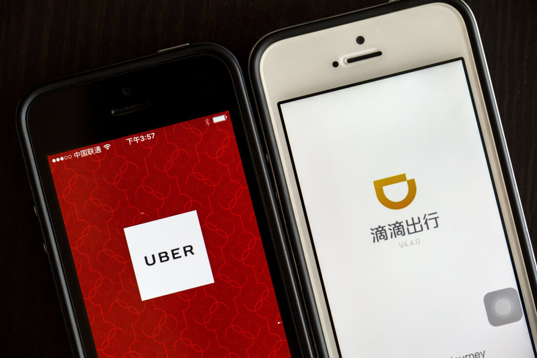uber, ride sharing, didi chuxing, ride hailing