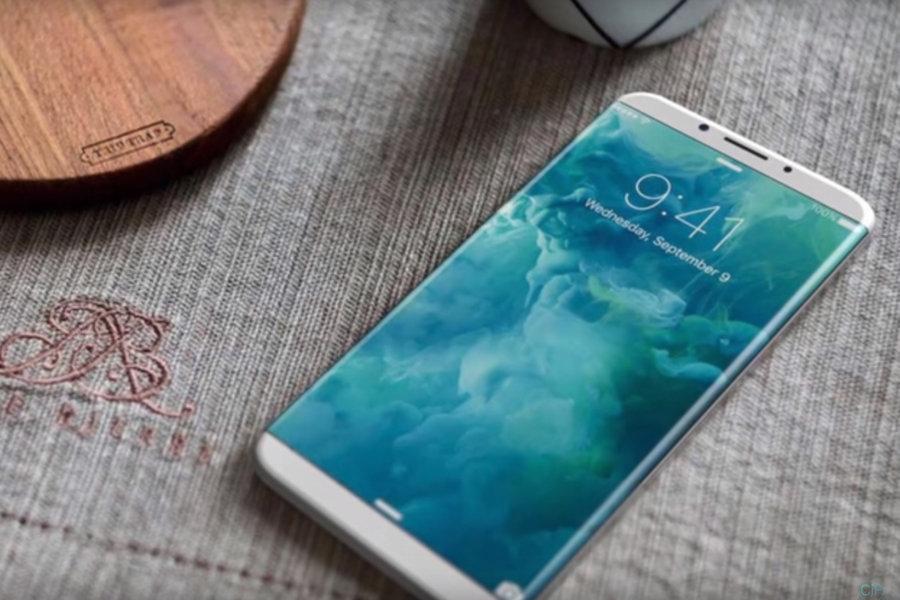 apple, iphone, smartphone, prototype, phone, iphone 8