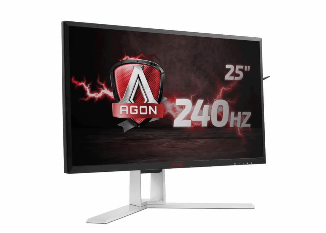 display, monitor, freesync, aoc, variable refresh, 240hz