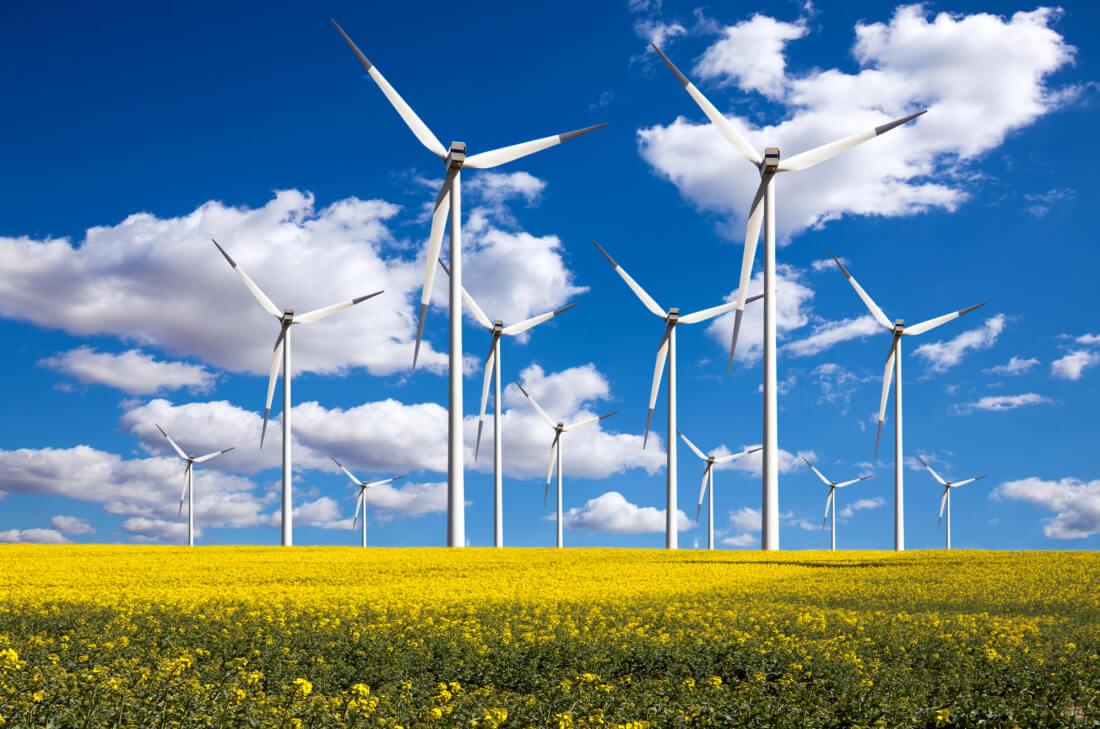Альтернативна енергія Гугл