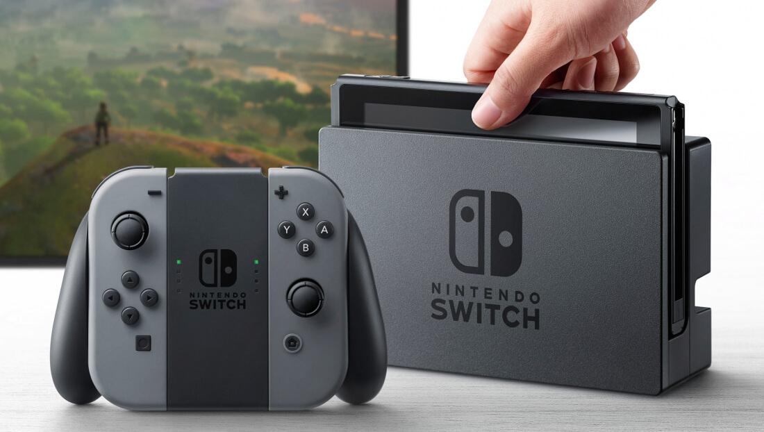 nintendo, nvidia, tegra, game console, portable console, nintendo switch