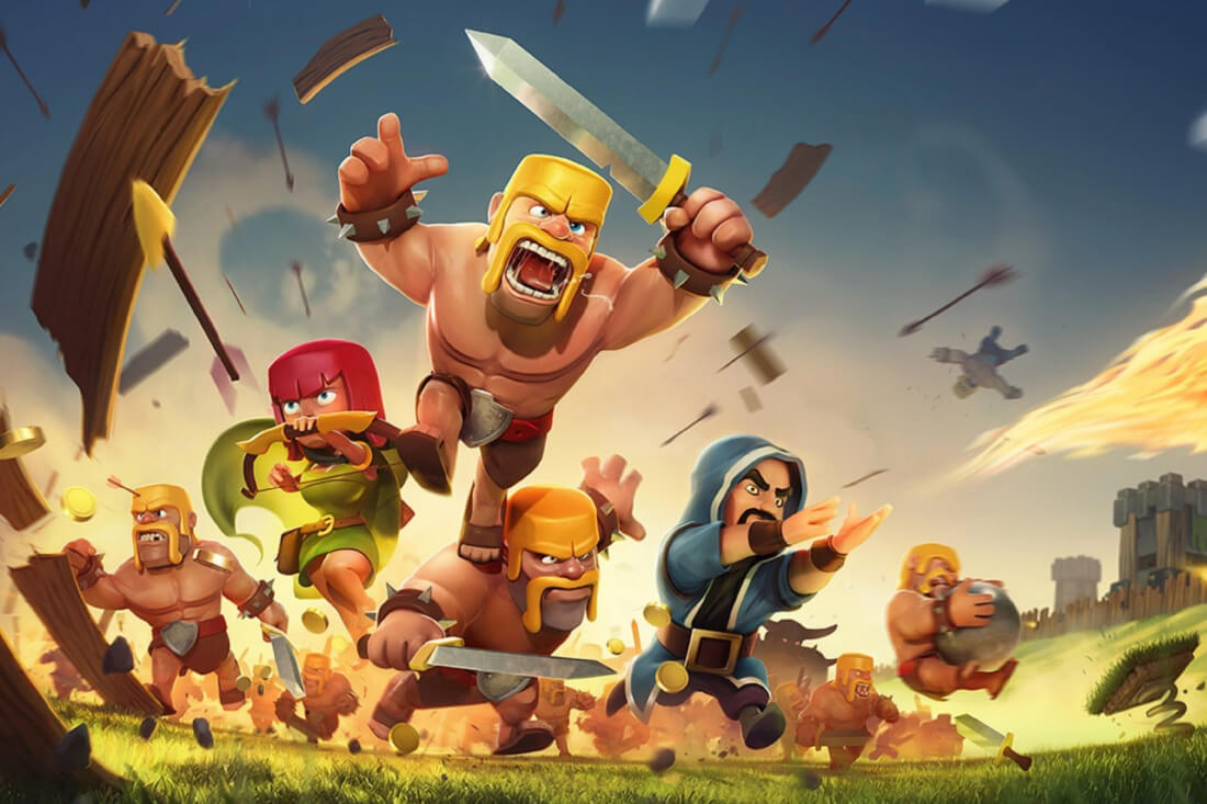 iran, ban, clash of clans