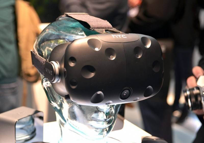 rumor, virtual reality, htc vive, ces 2017