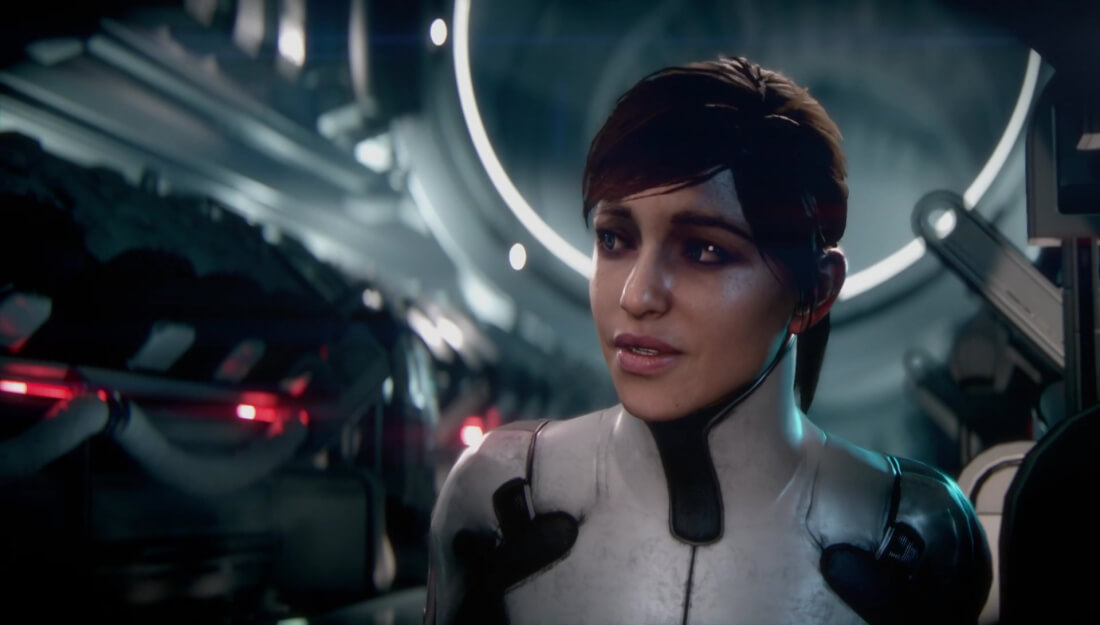 open world, mass effect andromeda, face models