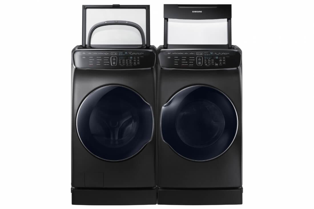 most washing machine
