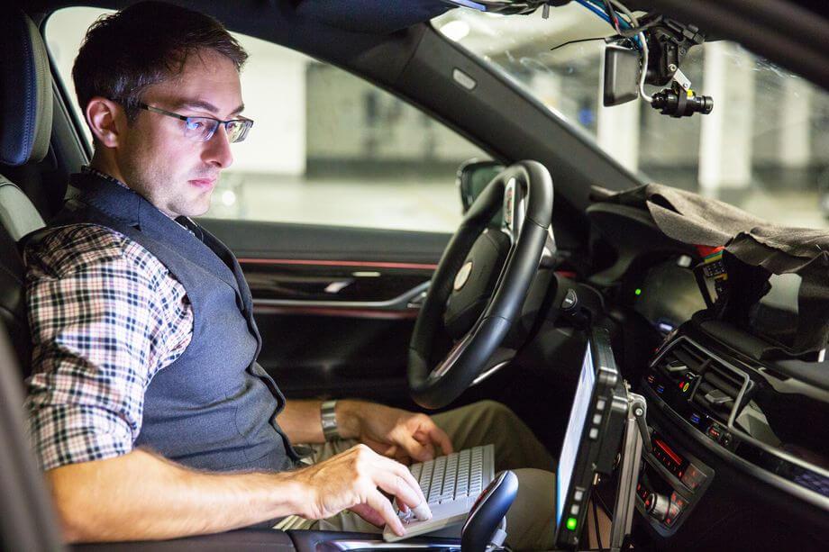 intel, bmw, self-driving cars, mobileye
