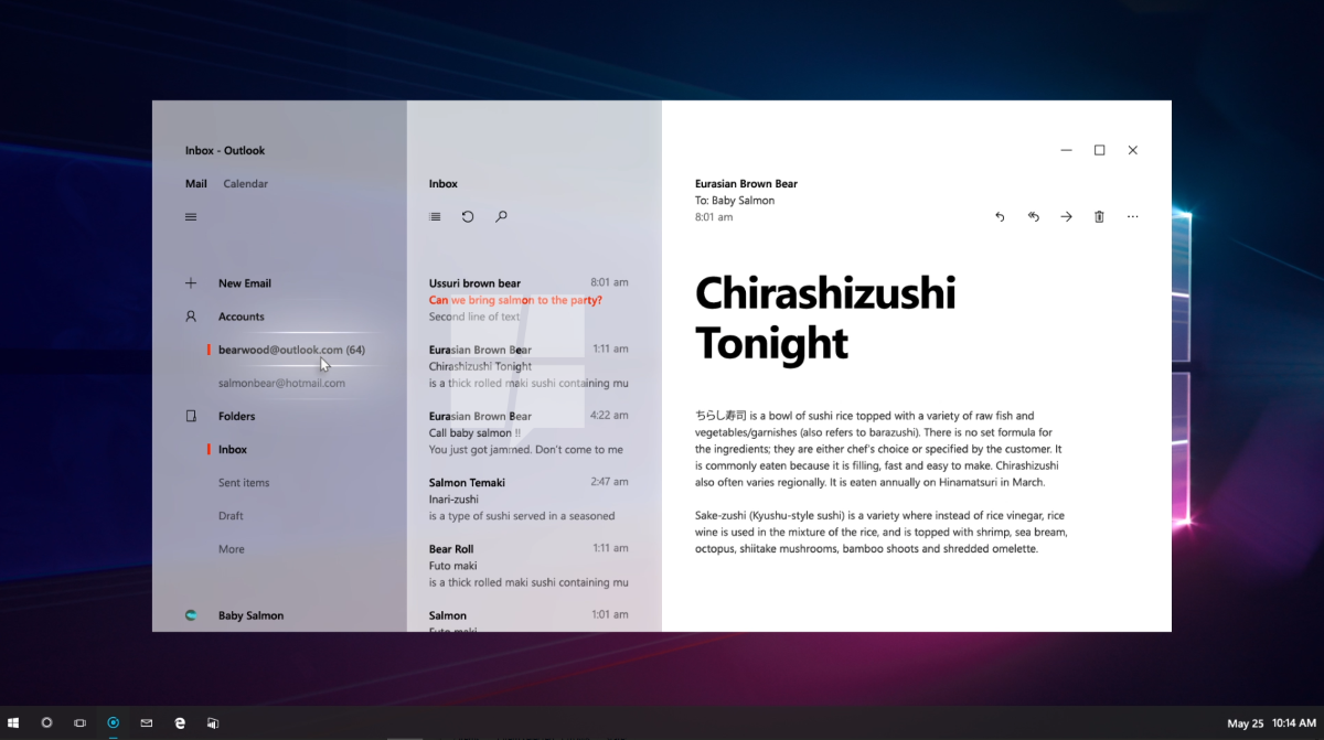 Have an Early Look at Project Neon, Microsoft's Upcoming Windows 10 UI Update