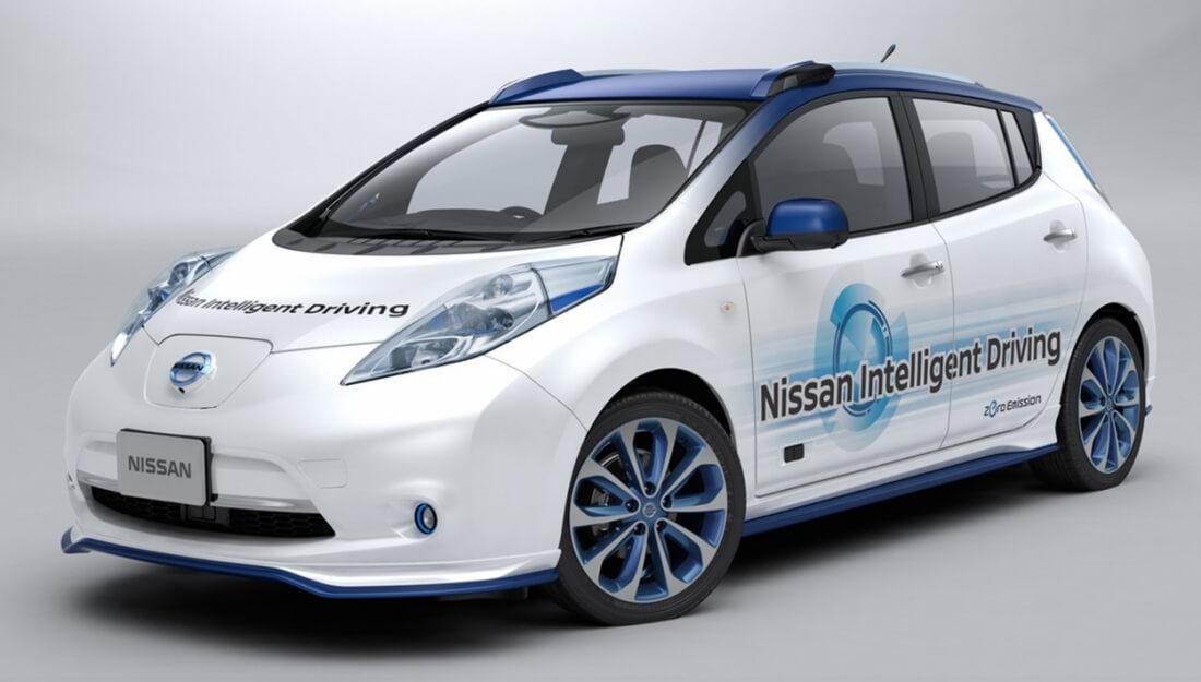 sam, ces, nissan, self-driving cars, ces 2017