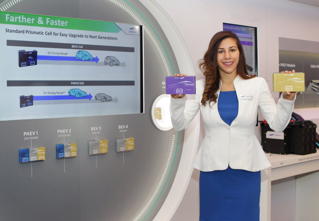 Samsung SDI claims revolutionary EV battery
