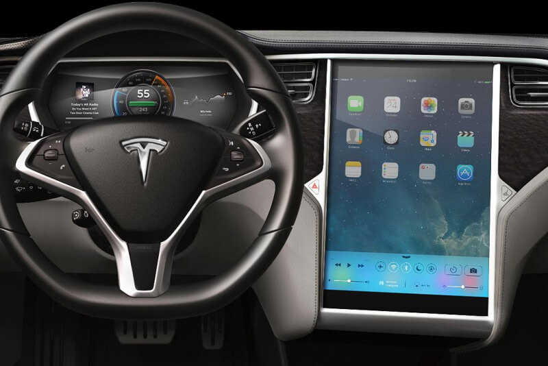 apple, tesla, autopilot