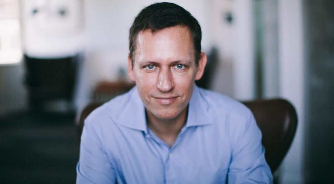 interview, peter thiel, new york times, donald trump
