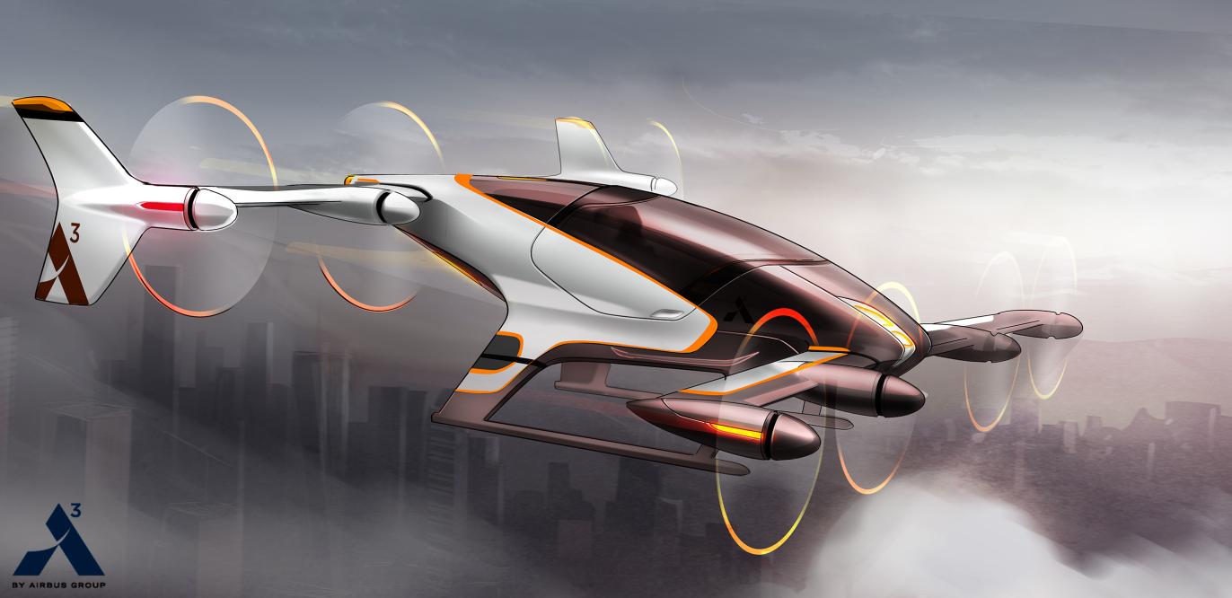 autonomous cars, airbus