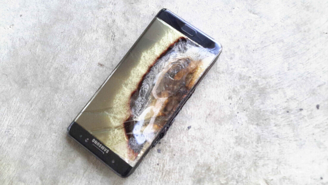 report, samsung, batteries, galaxy note 7