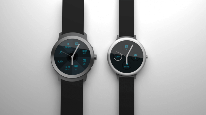 google, lg, smartwatch, android wear, android wear 2.0