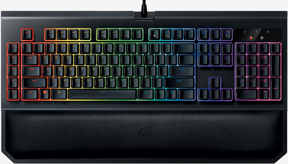 razer, gaming, mechanical keyboard