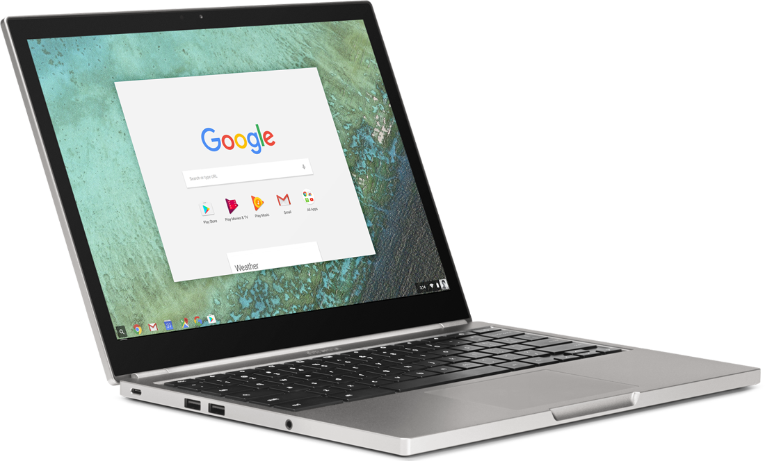google, chromebook, google play, android apps