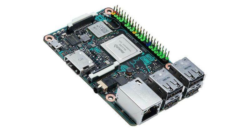 asus, raspberry pi, single-board pc