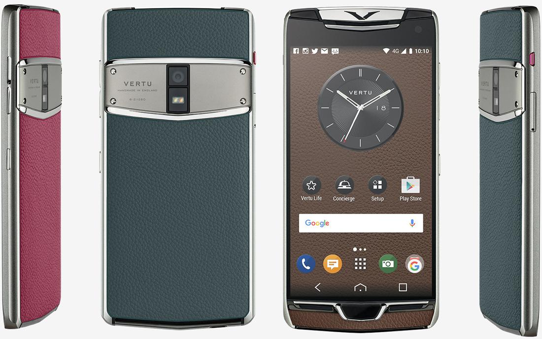 smartphone, vertu, luxury, vertu constellation