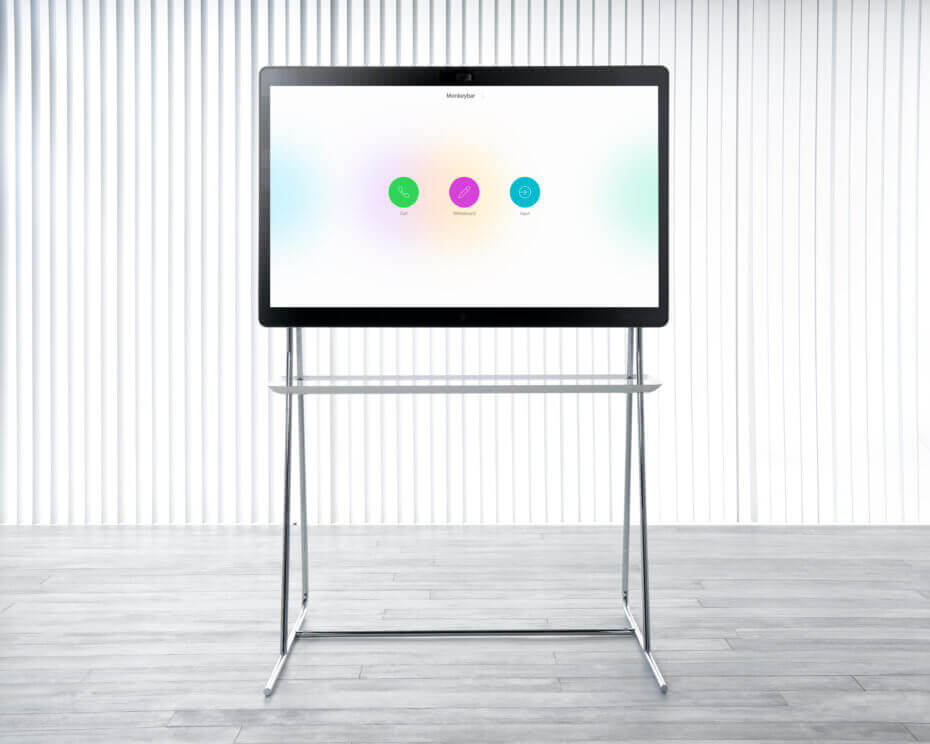 Cisco Joins Microsoft and Google in the Digital Whiteboard Market with its $5000 Spark Board