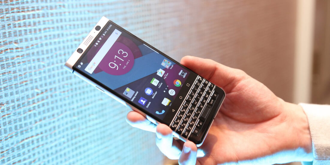 blackberry, mwc, mwc 2017, mercury