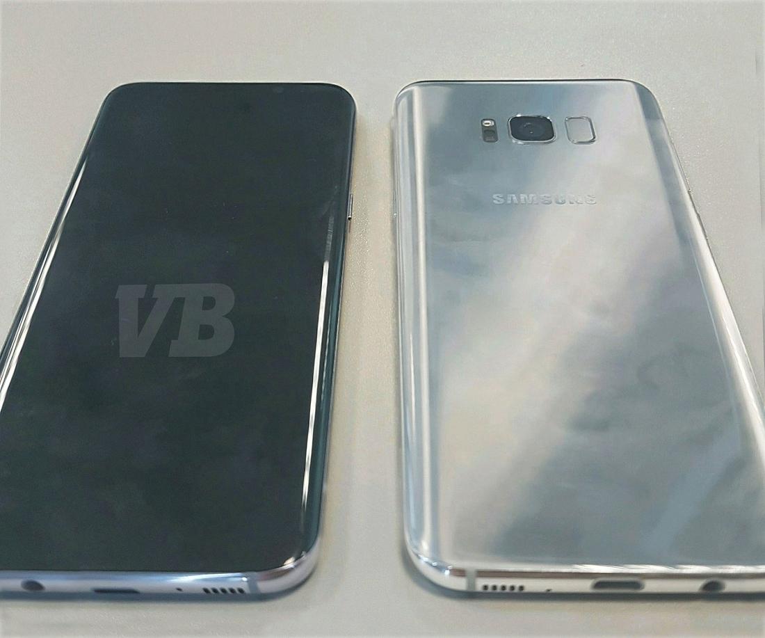 samsung, smartphone, evan blass, galaxy s8