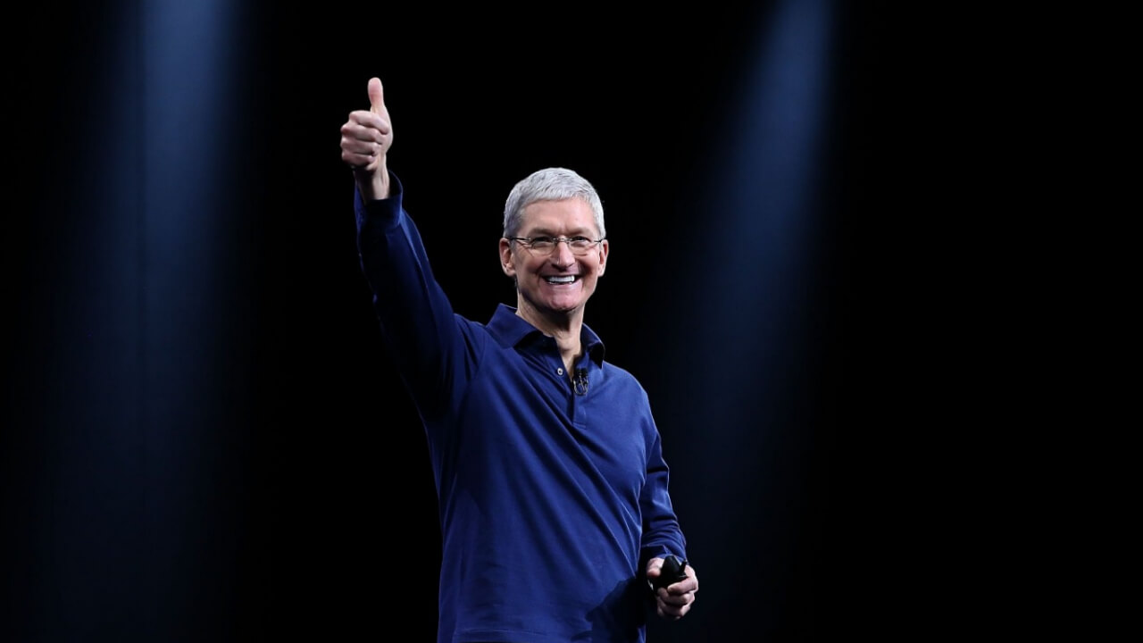 tim cook, earnings, profits, financials