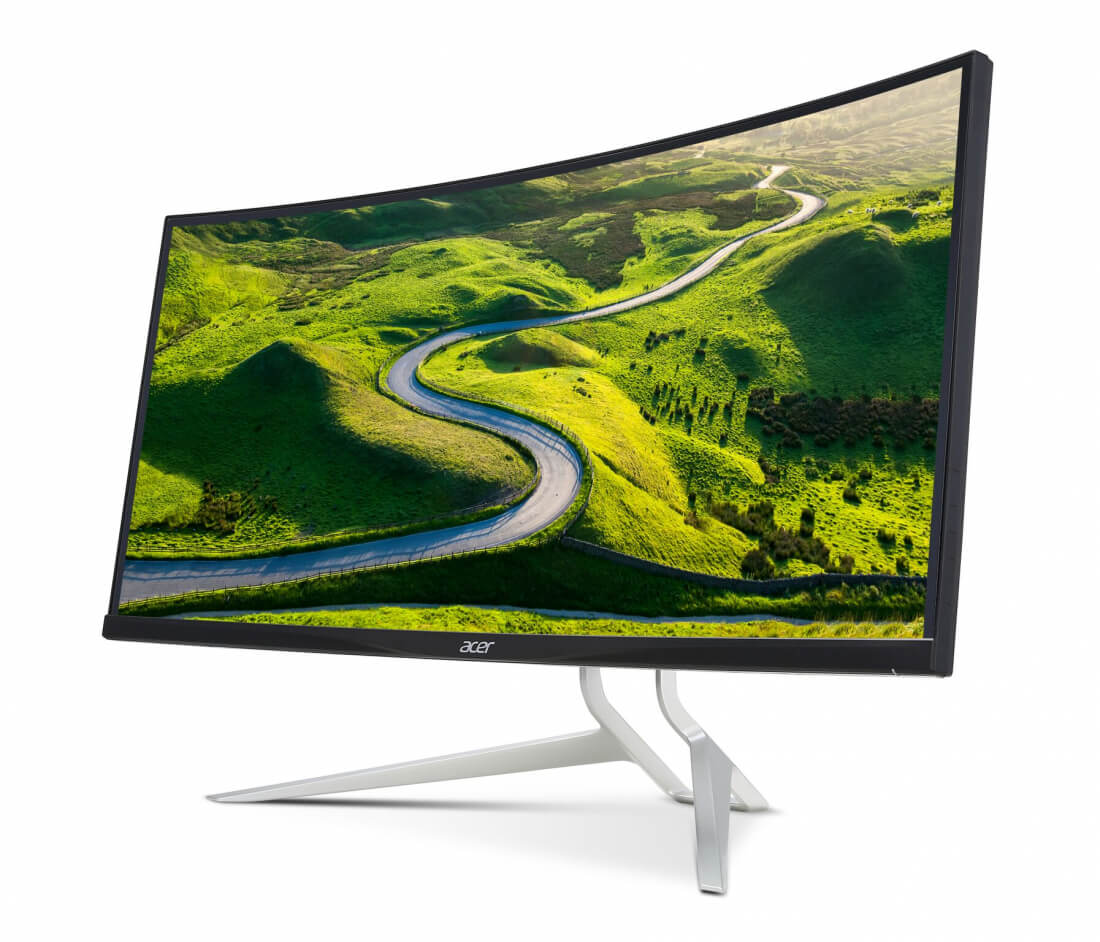 acer, display, monitor, password manager, ultrawide